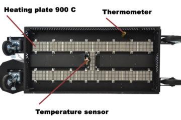 propane-infrared-heat-machine-romoving-VAT-floor-tile